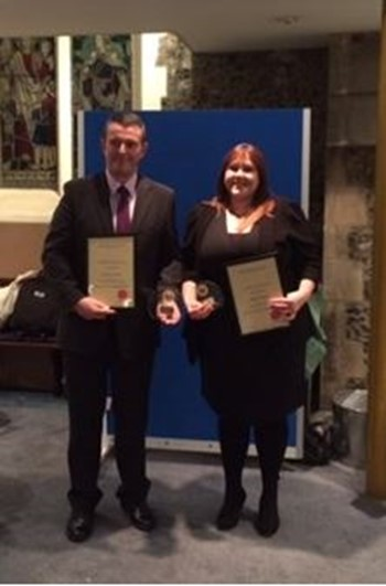 Gloucestershire Constabulary wins 'Changing Lives' Award